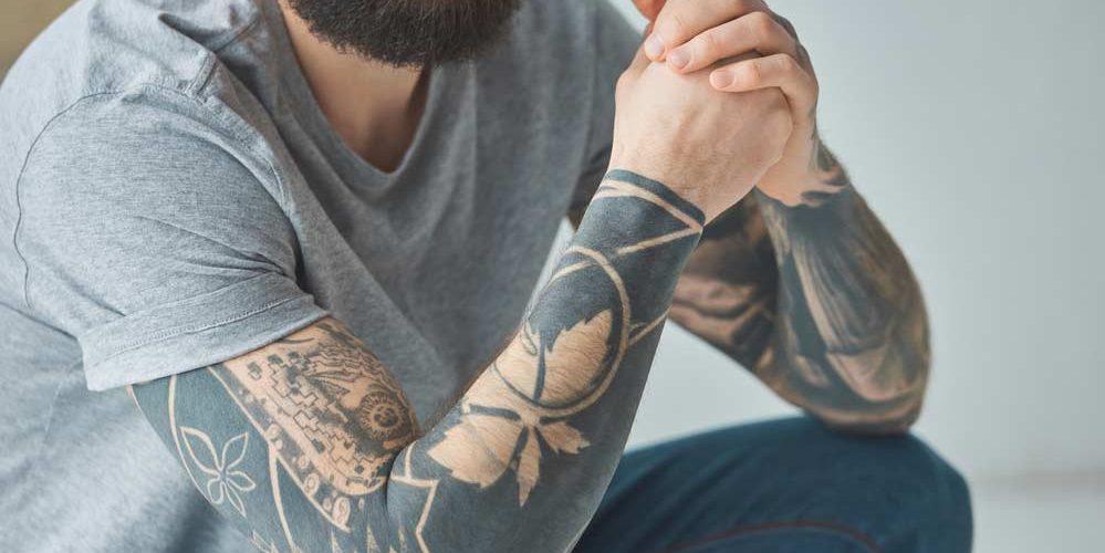 Como cuidar da tatuagem