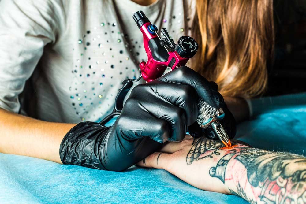 Dicas para escolher um bom tatuador