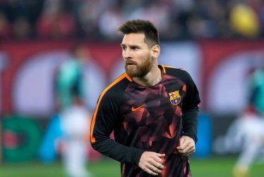 Tatuagens do Messi