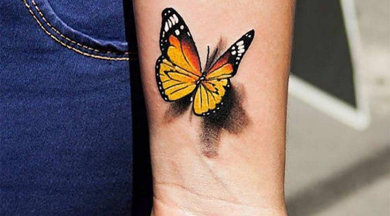 Tatuagem 3D: 50 ideias, dicas e desenhos para você seguir
