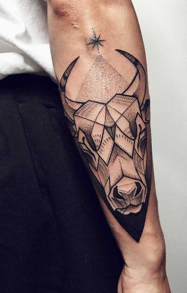 Aposte em figuras que representem a sua personalidade na hora de escolher a tatuagem.