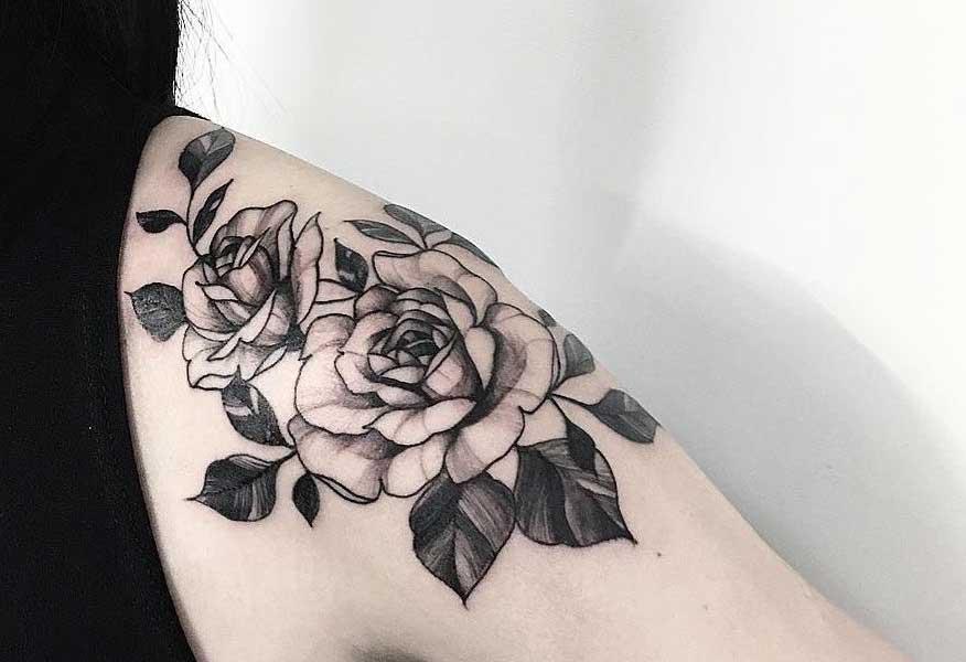 Tatuagem No Ombro 70 Ideias Com Fotos Dicas E Cuidados