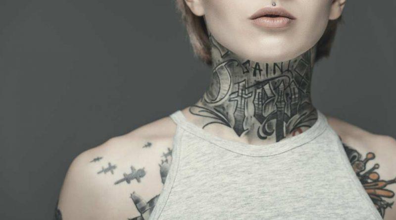 Como são feitas as tatuagens?