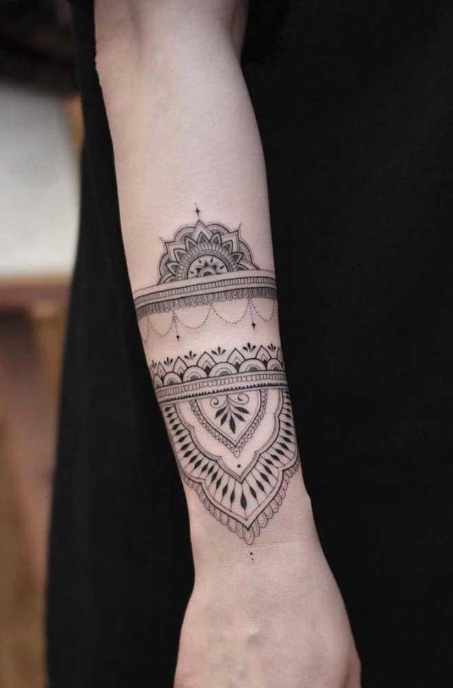 Que tal fazer um desenho tumblr inspirado em culturas diferentes para deixar marcado em sua pele?