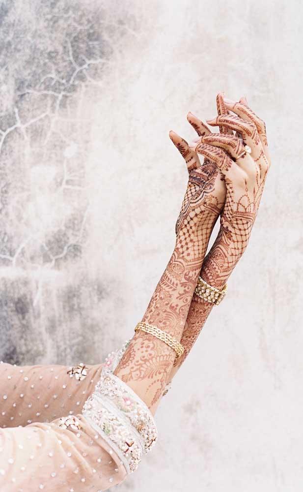 Esse tipo de tatuagem é mais indicado para pessoas que não tem problema em mostrar sua tattoo.