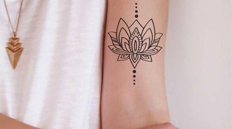 Tatuagem indiana: símbolos, desenhos, onde tatuar e fotos