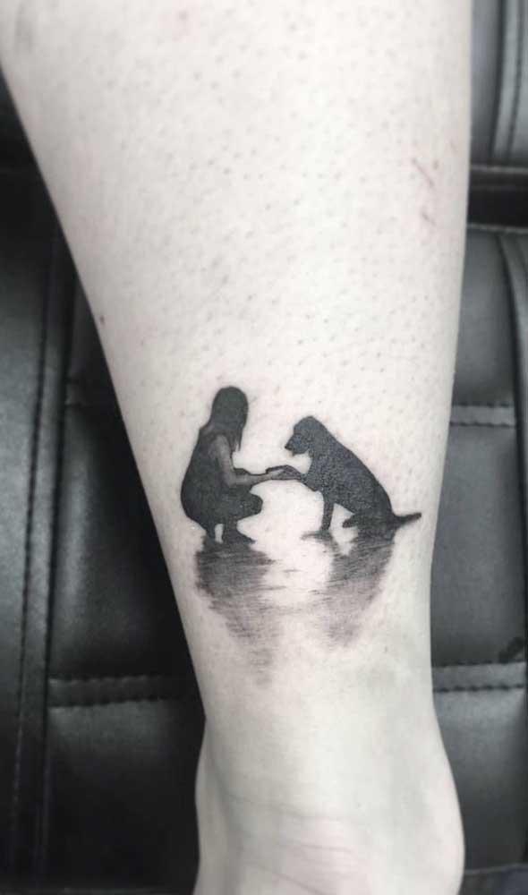 Que desenho mais significativo para colocar em uma tattoo.