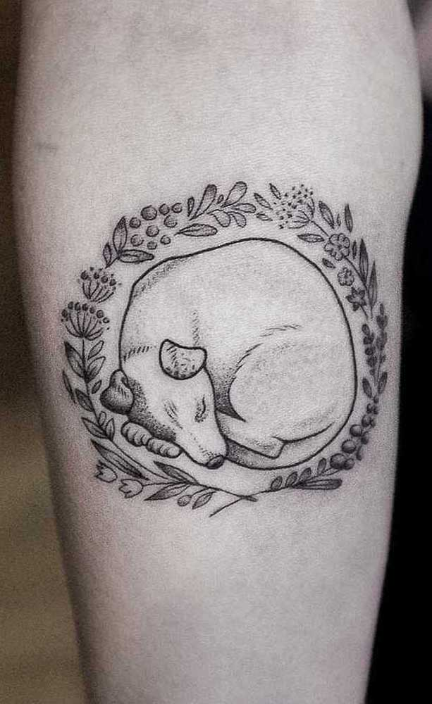 Faça o desenho do seu animal de estimação.