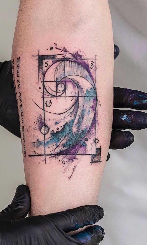 Algumas tattoos só tem significado para seu dono.