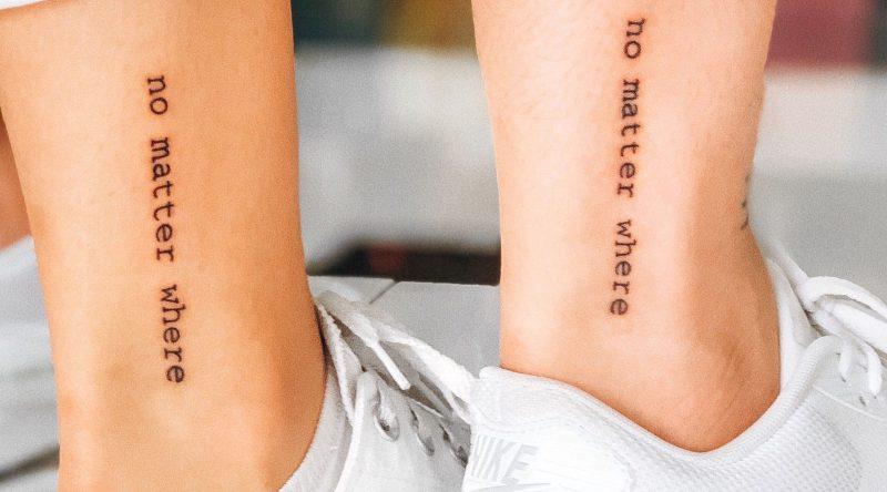 Tatuagem de irmãs: qual o significado, desenhos e fotos inspiradoras