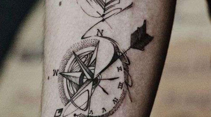 Tatuagem de relógio: qual o significado, combinações e fotos inspiradoras
