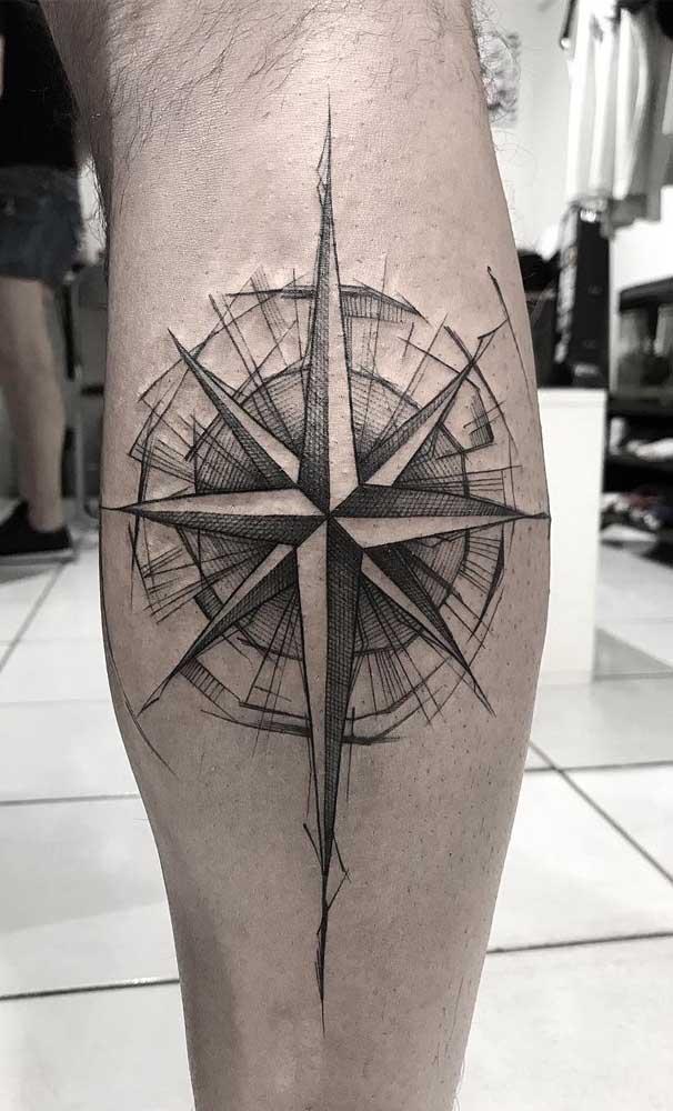 Alguns tipos de tatuagens parecem tão reais.
