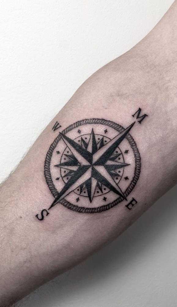 Ela pode ser a opção perfeita para o estilo de tattoo que você quer.