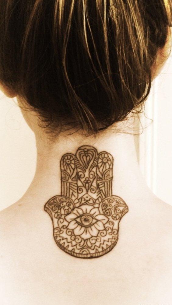 Que tal tatuar um símbolo que tem um grande significado para sua vida?