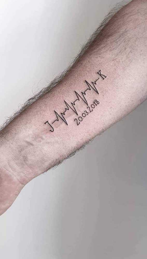 Faça uma tatuagem que realmente tenha algum significado para você.