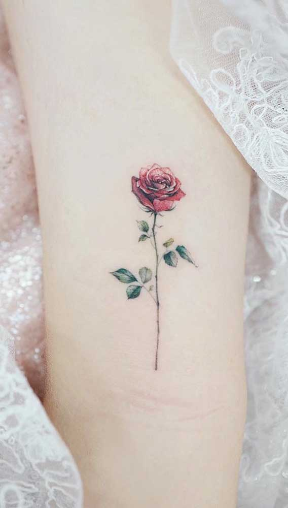Por isso é uma das figuras mais usadas na hora de fazer tatuagem.