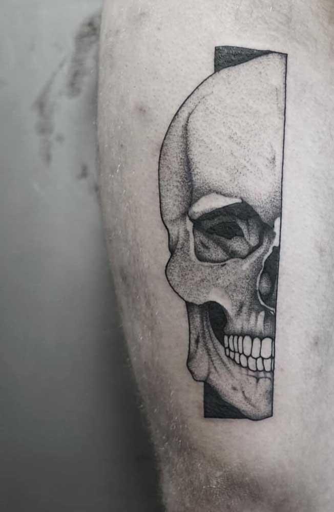 Você já sabe qual modelo de tatuagem vai fazer na coxa?