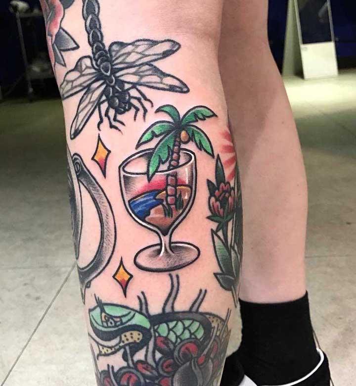 Você sabe qual o símbolo que vai usar na tatuagem old school?
