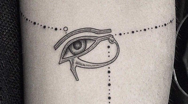 Tatuagem egípicia: símbolos, significados e 60 fotos inspiradoras